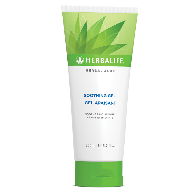 Herbal Aloë Soothing Gel 200 mL