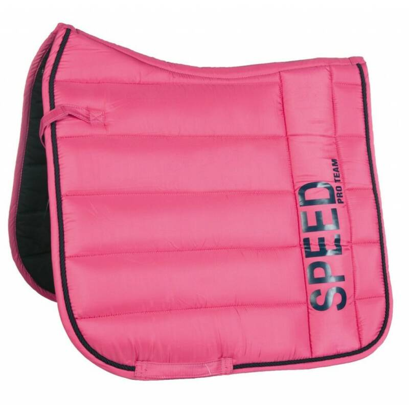 Zadeldek speed roze