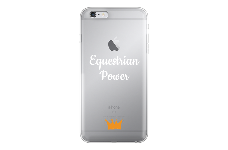 'Equestrian Power' Iphone 6(s)
