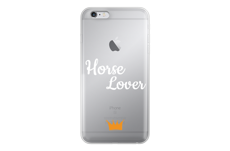 'Horse Lover' iphone 6(s)