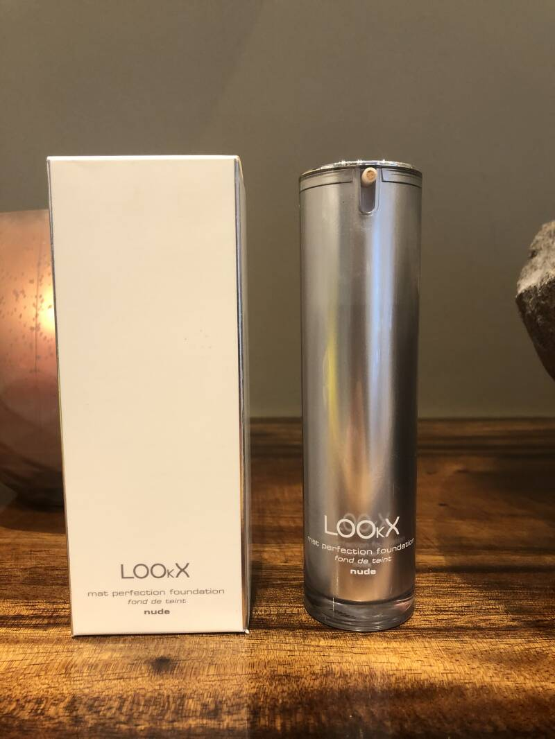 Lookx Mat Perfection Foundation: Nude