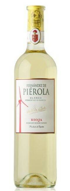 Pierola - Rioja White Barrel Fermented 2018