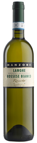 Giovanni Manzone - Langhe Rossese Bianco 2016