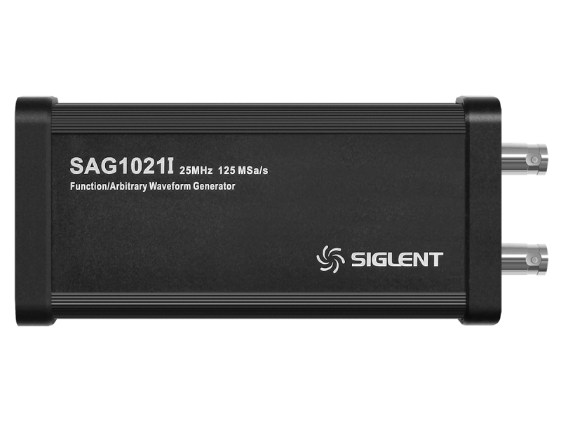 Siglent SDS5000X SAG1021I 25MHz Isolated arbitrary waveform generator