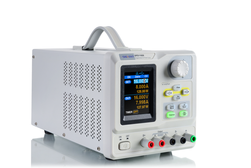 Siglent SPD1168X 0 to 16V / 0 to 8Amp Single output power supply