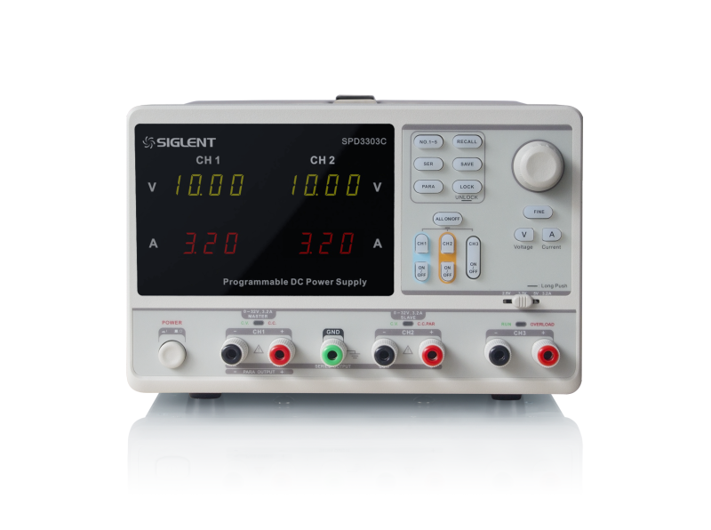 Siglent SPD3303C 220W 3CH programmable power supply