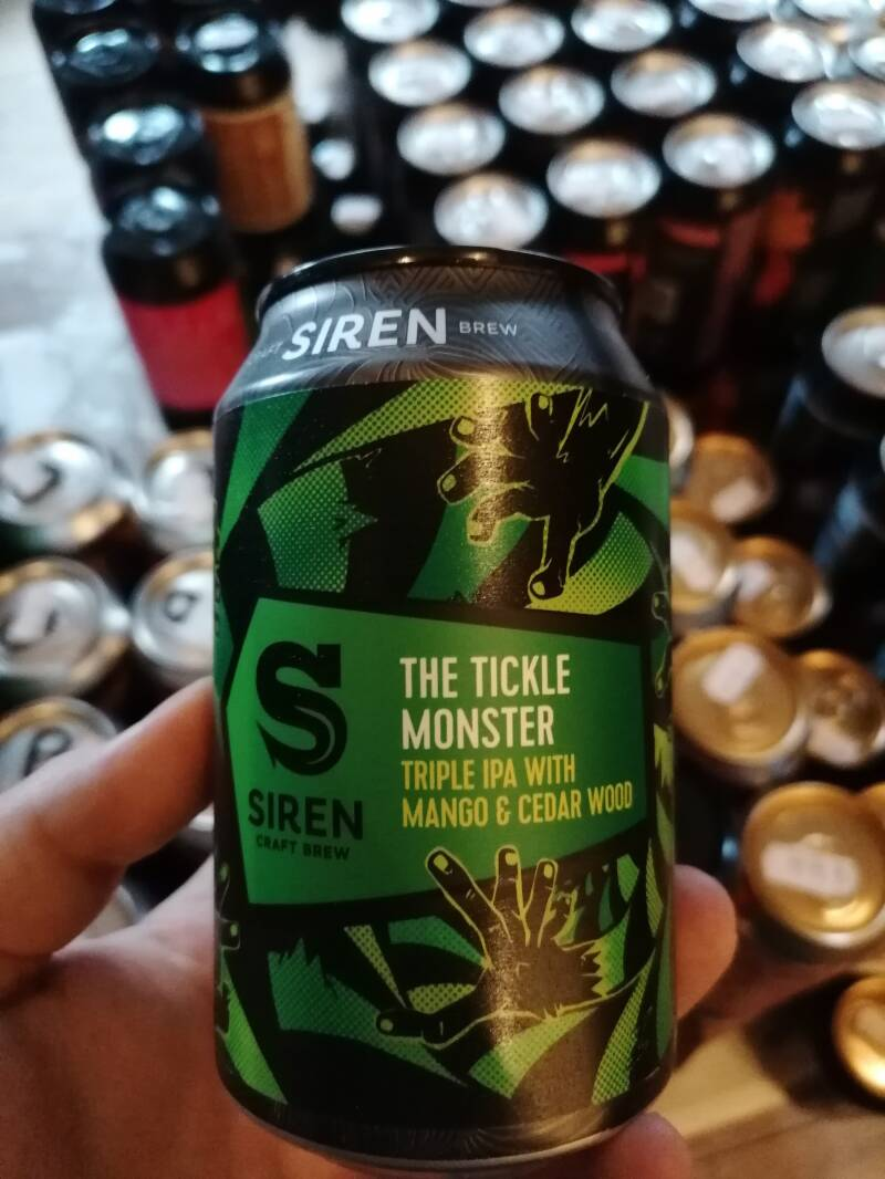 Siren, Tickle Monster