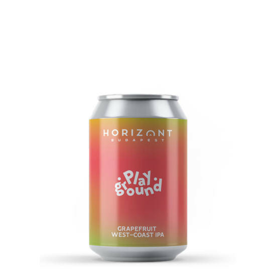 Horizont, Playground - Grapefruit West-Coast IPA