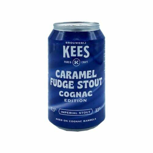 Kees, Caramel Fudge Stout Cognac Edition 2020