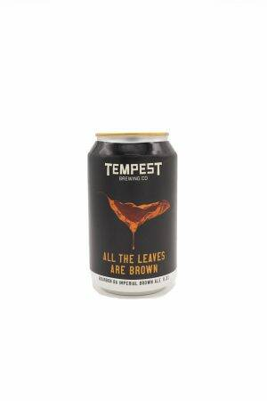 Tempest, All the Leaves are Brown ( Heaven Hill Bourbon BA)