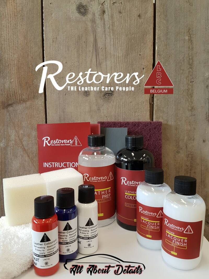 LRC DIY Recolouring Kit