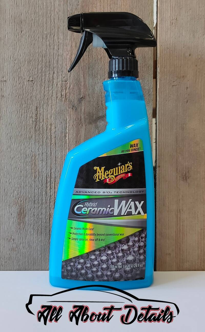 Hybrid Ceramic Spray Wax