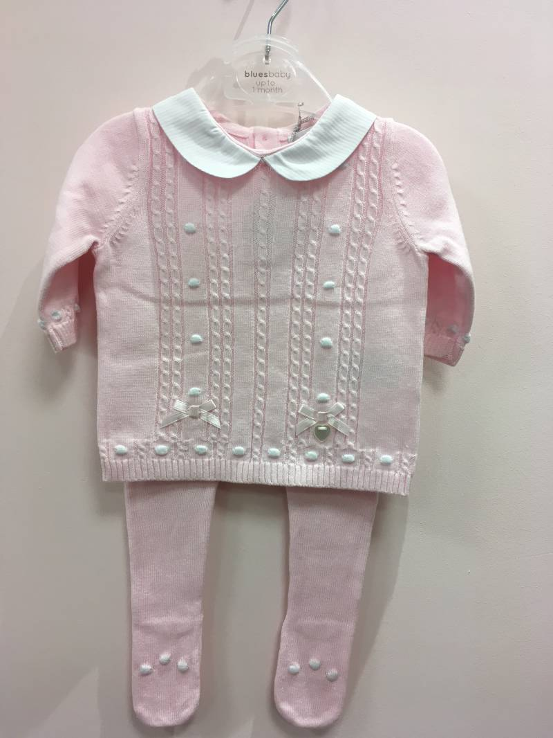 Bluesbabywear Girl PP0184