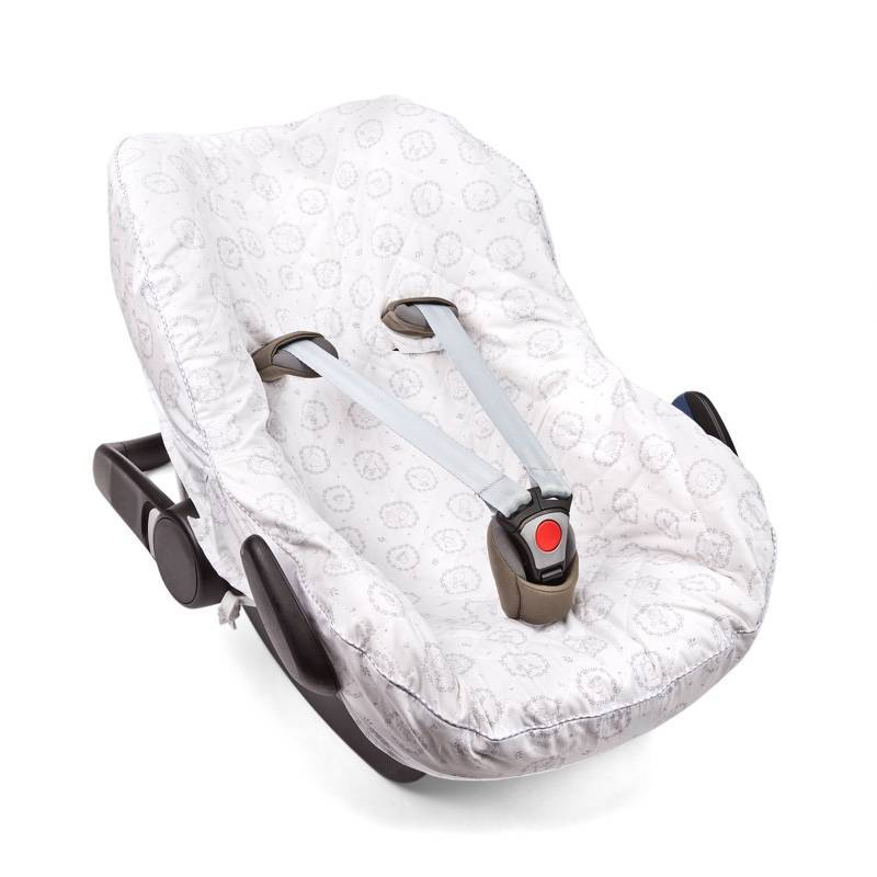 Little Forest Grey Maxi cosi Autostoelhoes