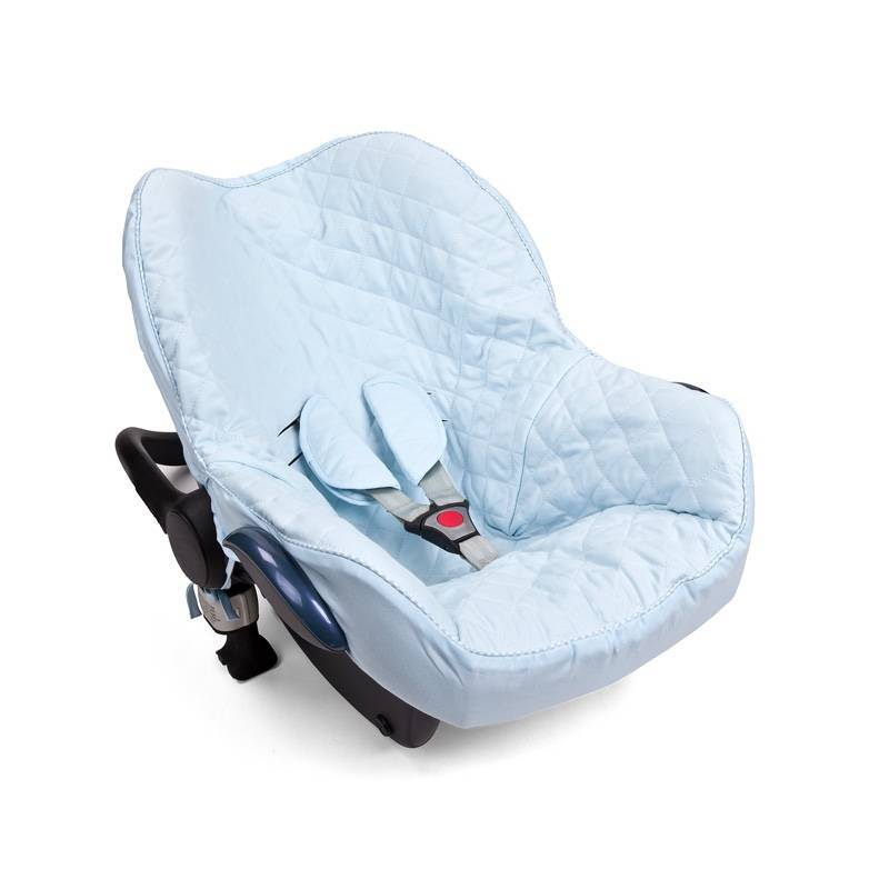 Oxford Blue Collectie Maxi cosi Autostoelhoes
