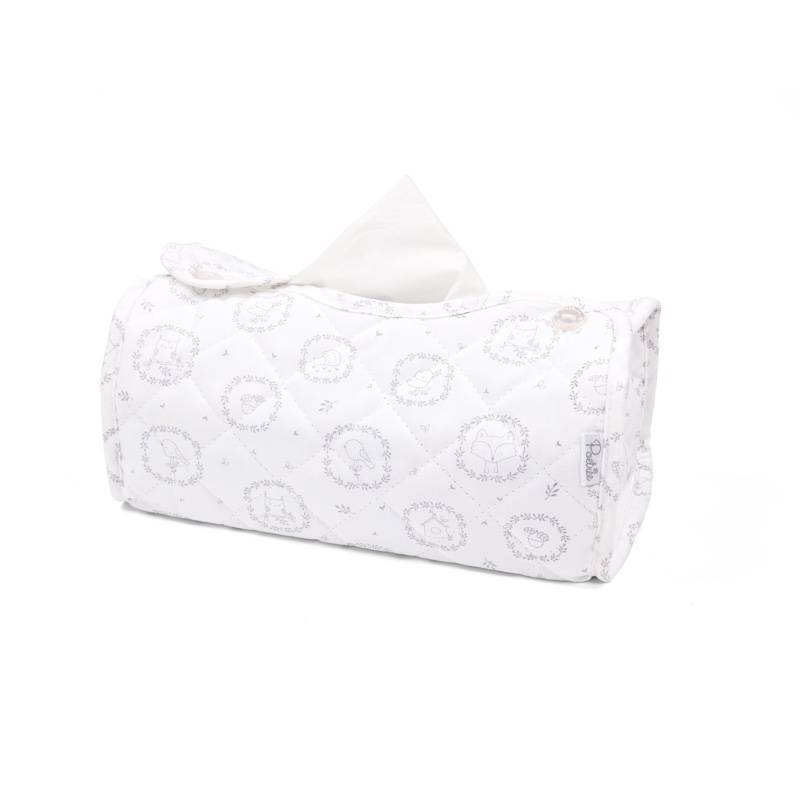 Little Forest Grey Tissue box hoes