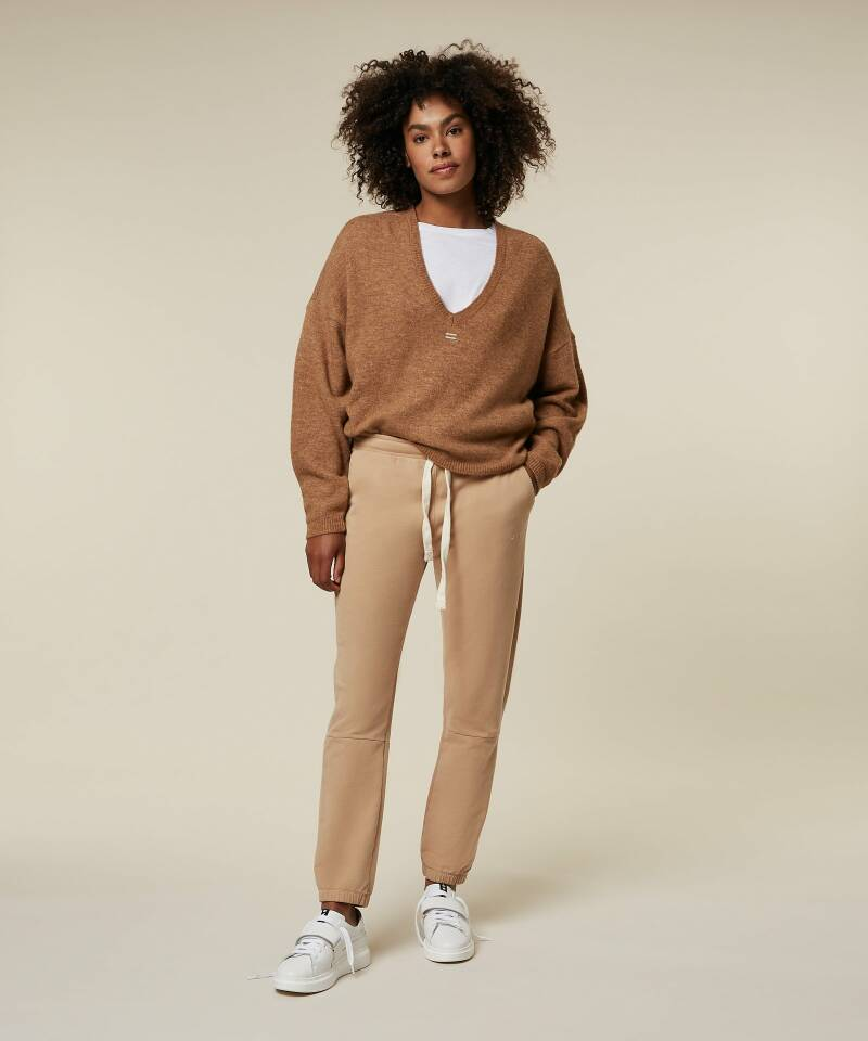 10 DAYS CROPPED JOGGER FADED
