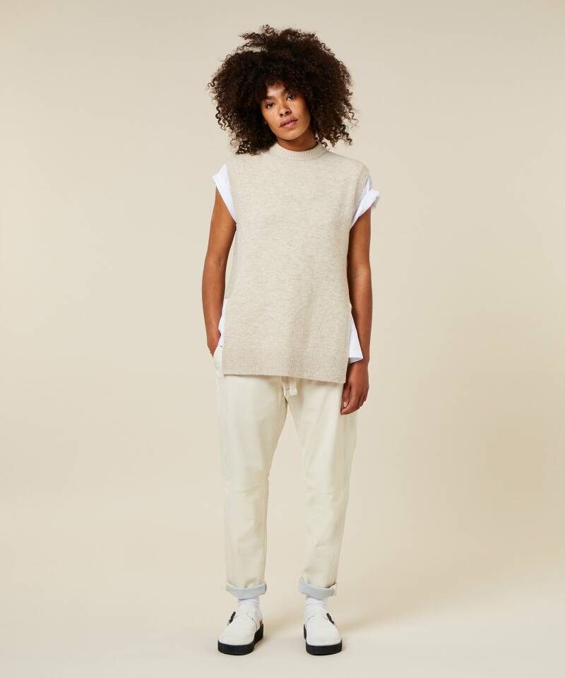 10 DAYS LEATHER STATEMENT JOGGER