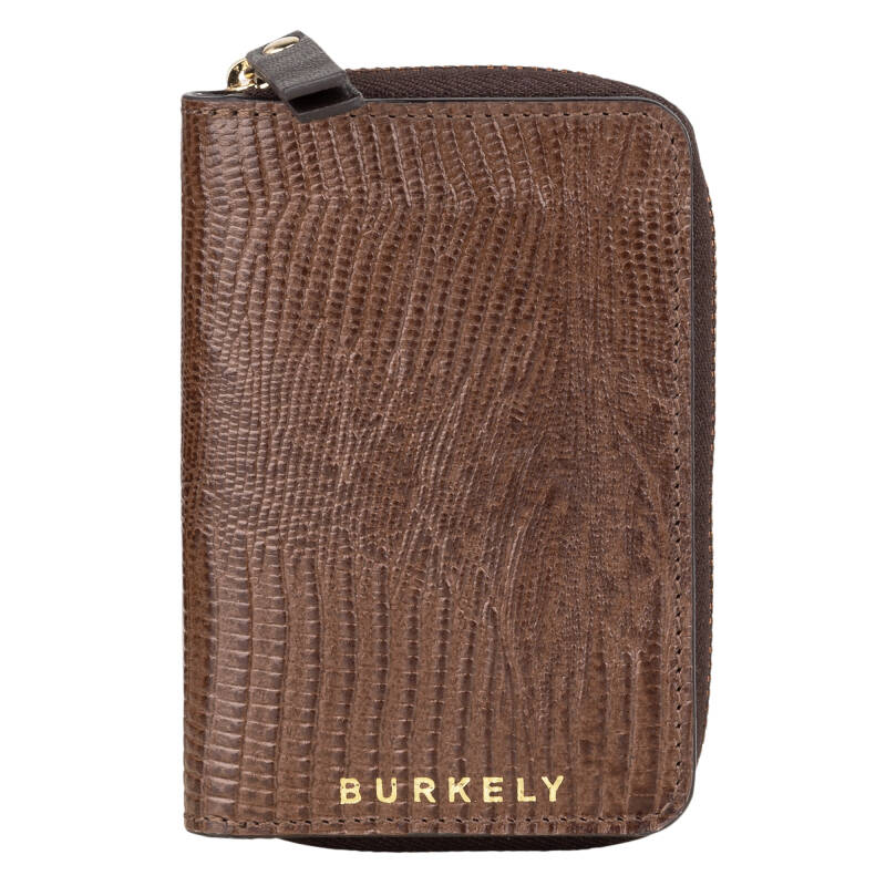 Burkely Winter Specials Portemonnee Wallet Small Armadillo Brown
