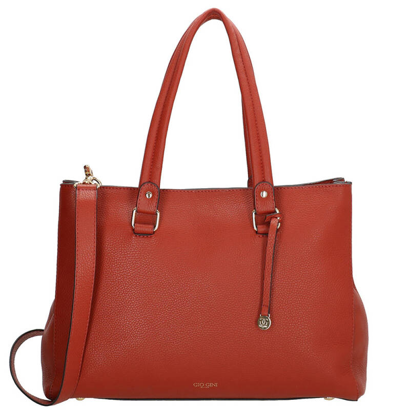 Gio Gini Florence Shopper L Roest