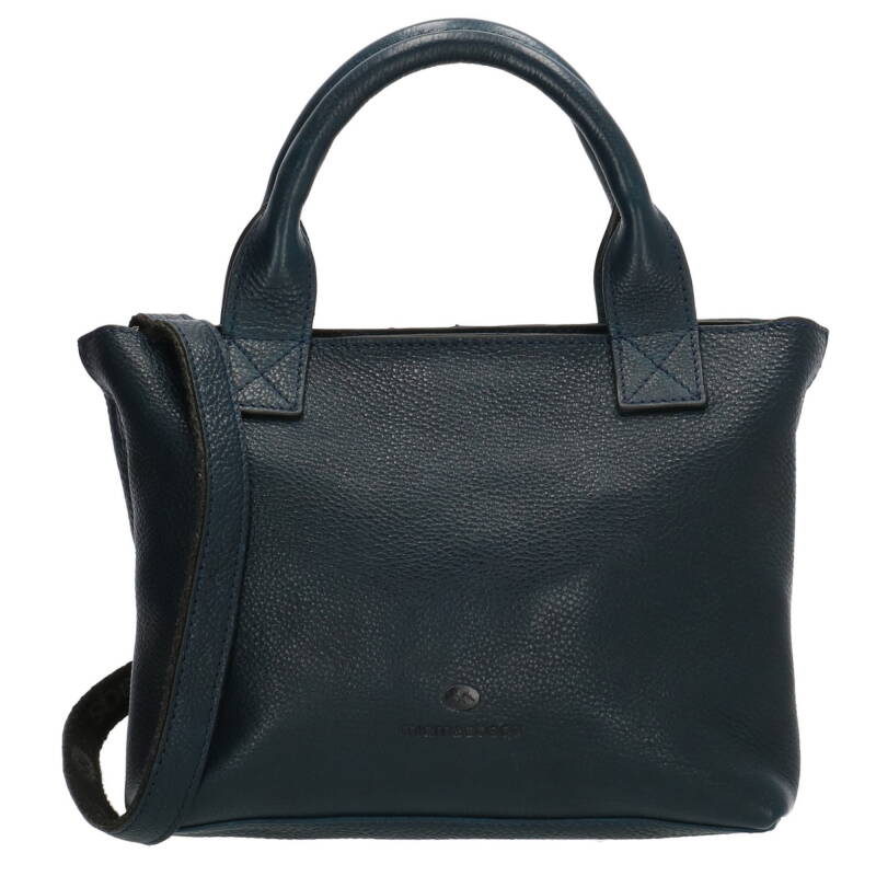 Micmacbags Discover handtas small (17774) Donkerblauw
