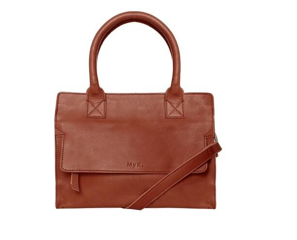 SALE Myk Bags Cityhopper Chestnut