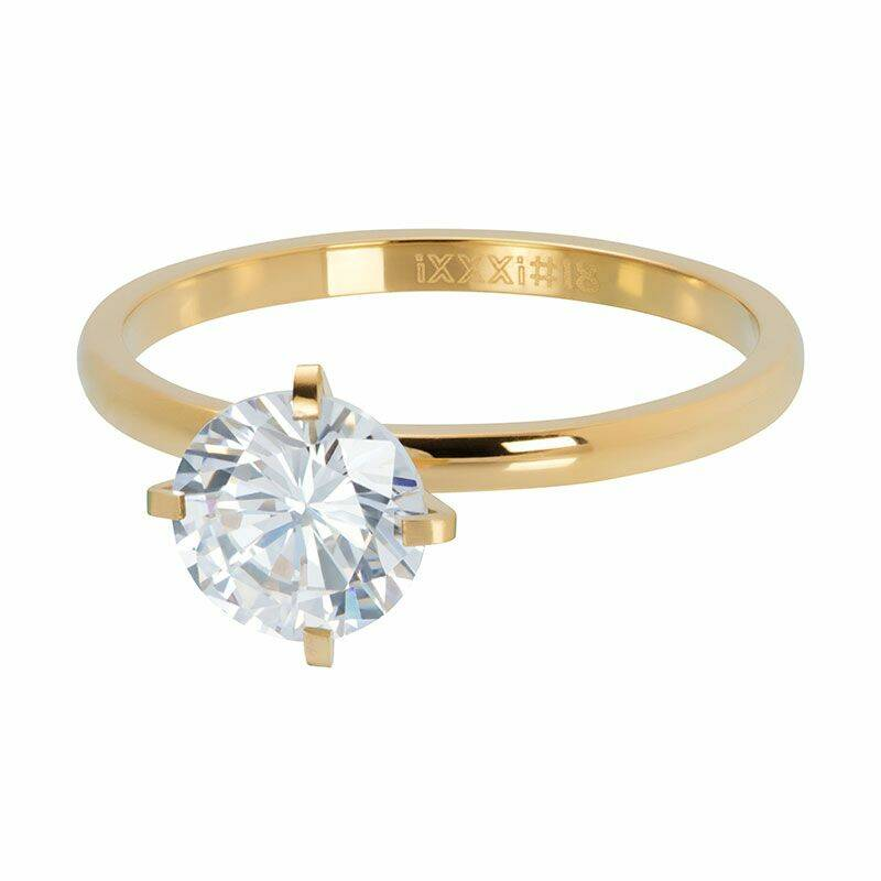 iXXXi Jewelry vulring 2mm Secure Goud