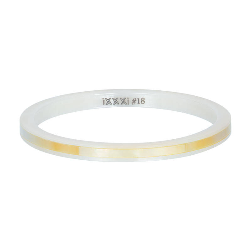 iXXXi Jewelry Ceramic yellow shell