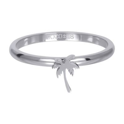 iXXXi Jewelry Symbol palm tree Zilver