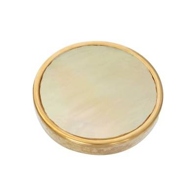 iXXXi Jewelry Top part yellow shell Goud