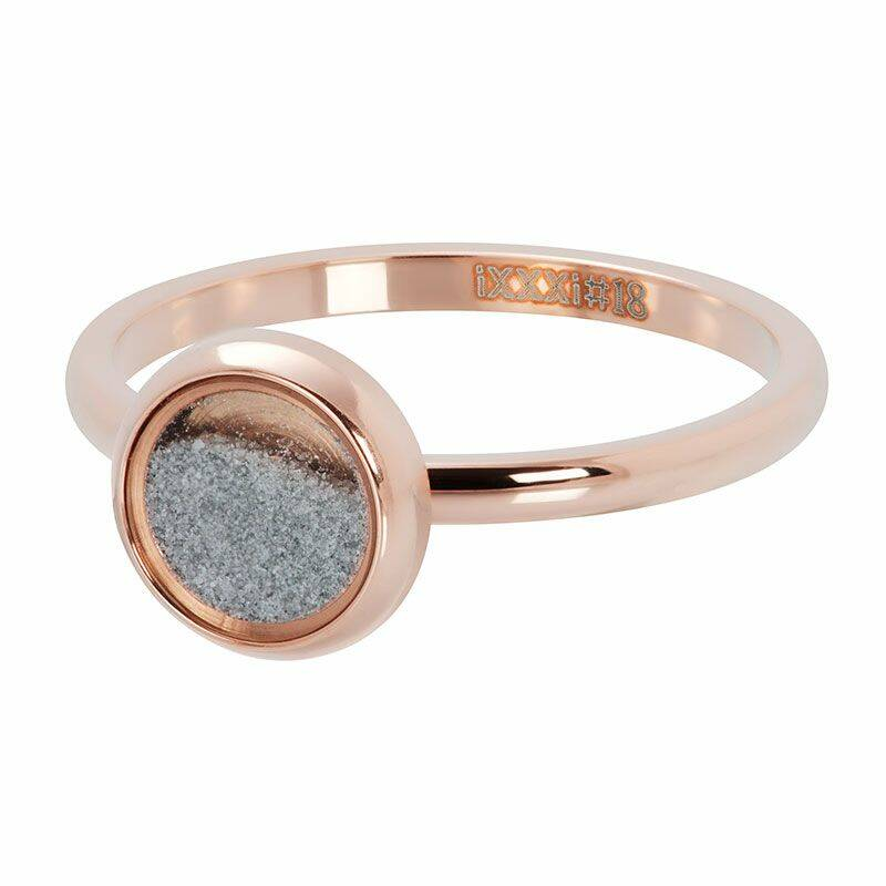 iXXXi Jewelry vulring 2mm With Sand Rose