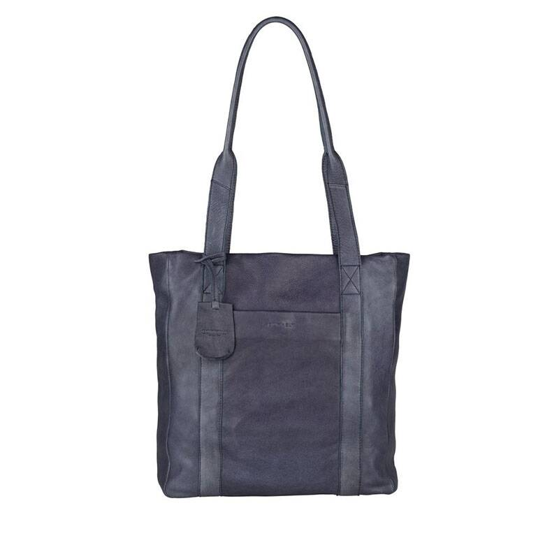 SALE Burkely Just Jackie | Shopper Jeans Blauw