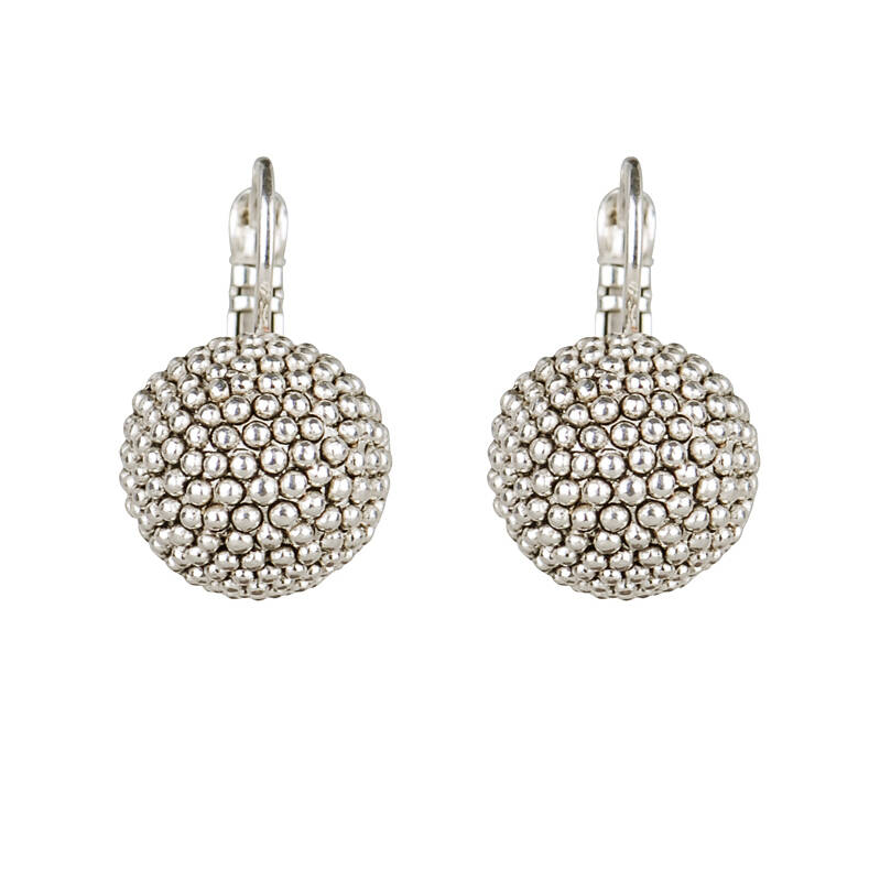 Camps & Camps Oorbellen silver plated dormeuses