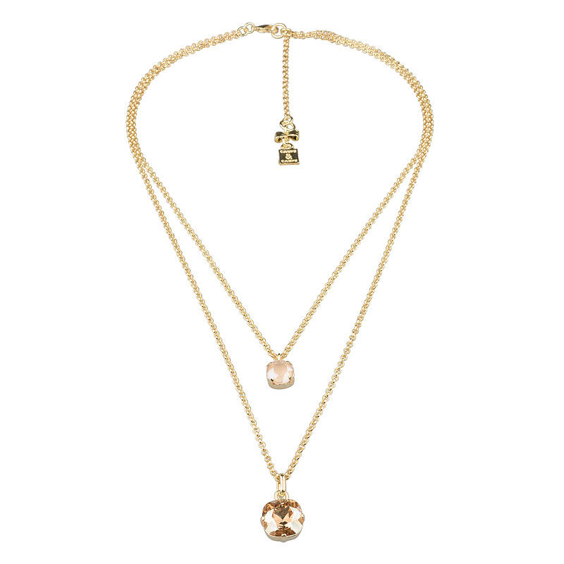 Camps & Camps Collier Gold double chain