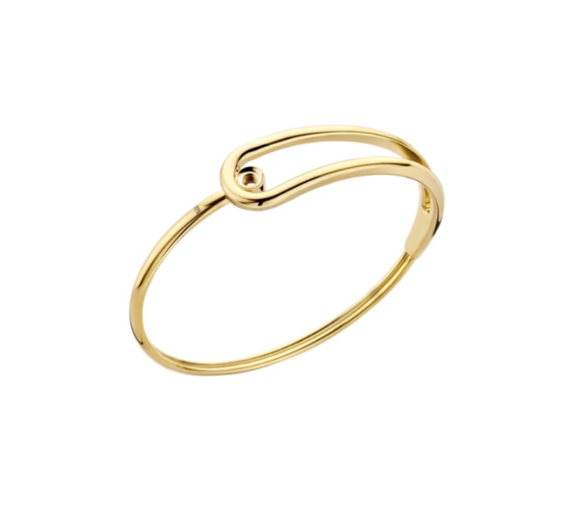 Melano Jewelry Twisted Taya Armband Gold