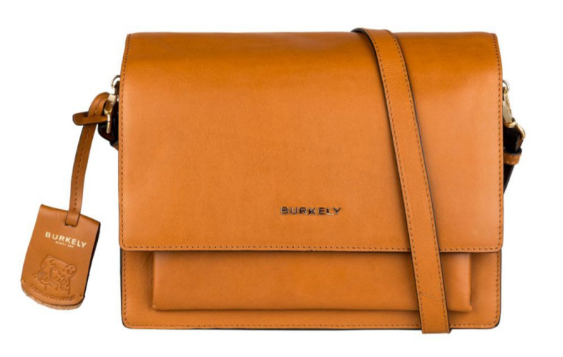 Burkely Birthday Collection 2019 Crossover L Cognac
