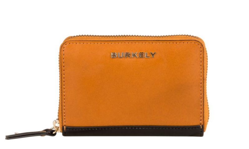 Burkely Birthday Collection Wallet M Cognac