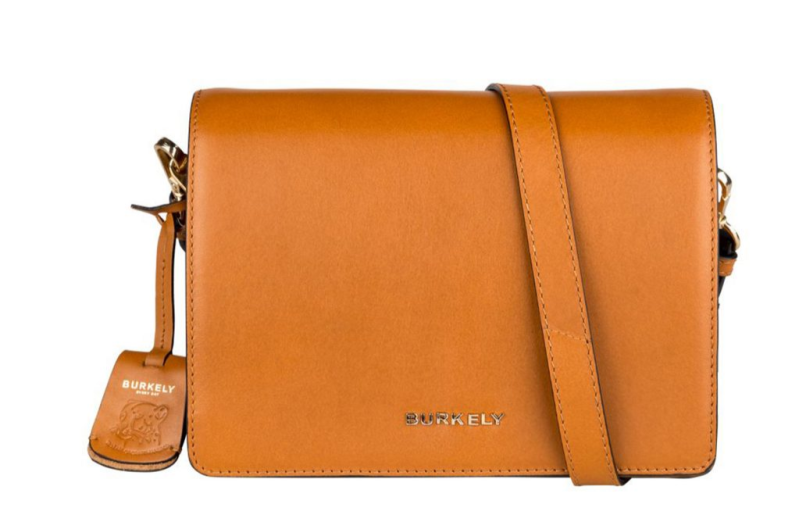 Burkely Birthday Collection 2019 Crossover M Cognac