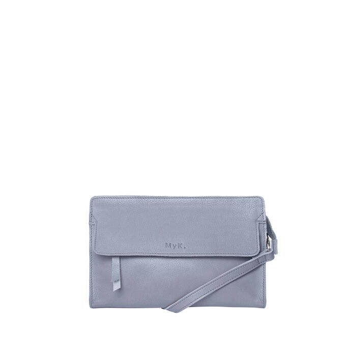 Myk Bags Bag Cocktails Silver Grey