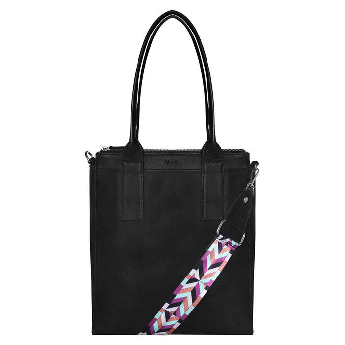 Myk Bags Bag Lotus Black