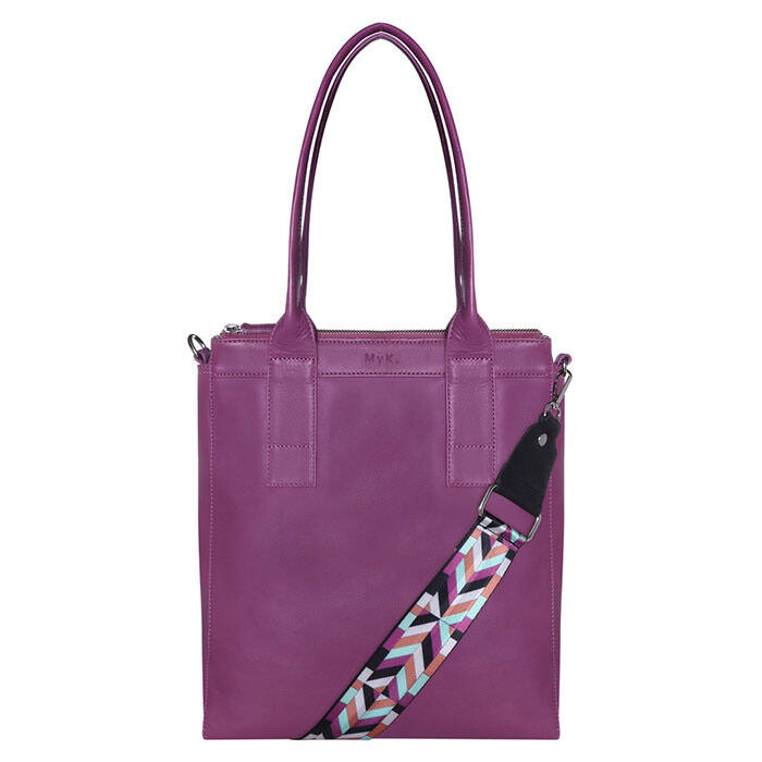 Myk Bags Bag Lotus Plum