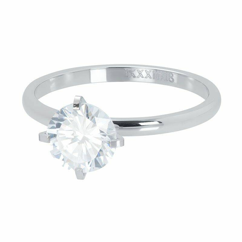 iXXXi Jewelry vulring 2mm Secure Zilver