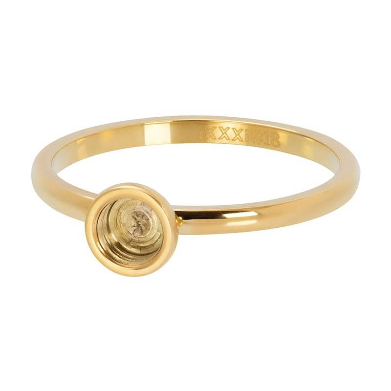 iXXXi Jewelry Top part base Goud