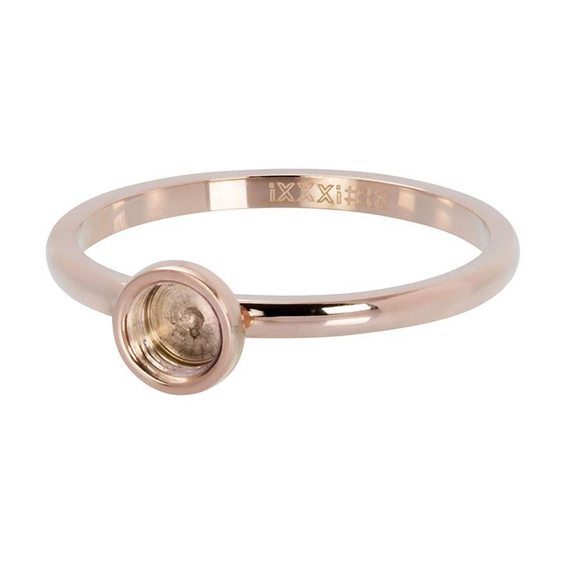 iXXXi Jewelry Top part base Rose