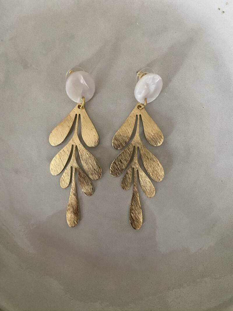 The Namib Earring
