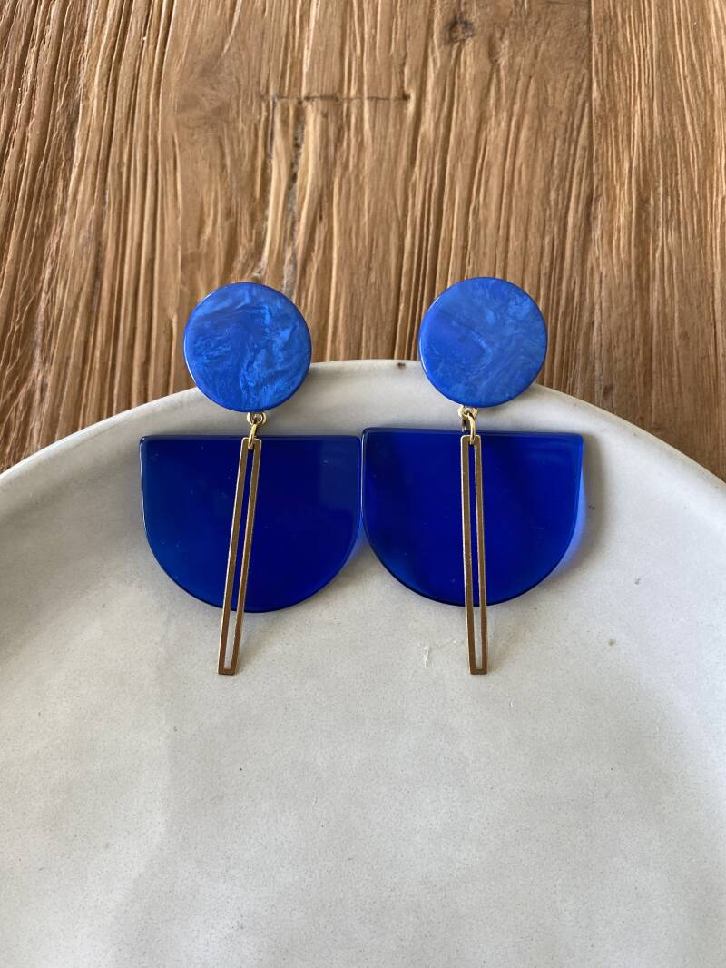 The Bluebell Earring
