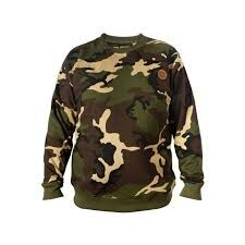Avid Carp Camo Sweat Shirt