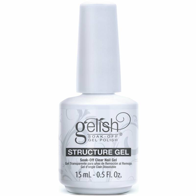 Brush On Structure Gel Clear (oude verpakking)