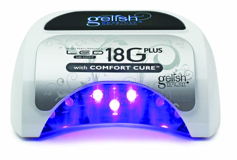 Gelish 18G LED Light Plus with Comfort Cure