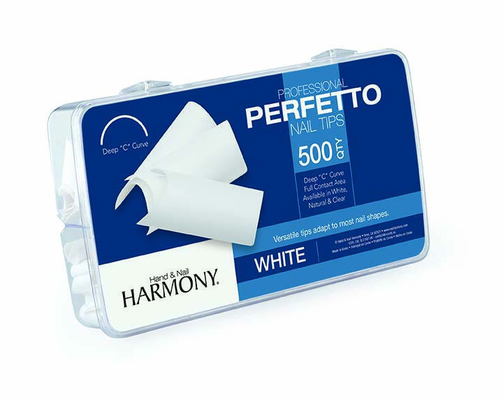 Perfetto White Tips 500st